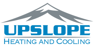 Upslope Heating and Cooling Logo
